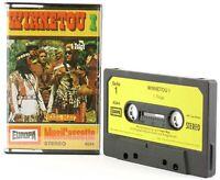 Winnetou I 1 Folge  schwarz Weißrücken Hörspiel MC Europa Kassette