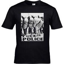 FUCK THE POLICE T-Shirt S-3XL Punk Skinhead Oi AC/AB FCK CPS Punkshirt Oi! Cops