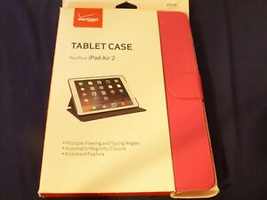 NIB Verizon iPad Air 2 Tablet Case Pink