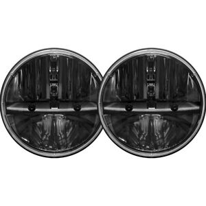 Rigid Industries 7 Inch Round Non Jk Headlight Kit 55009