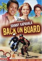 Johnny Kapahala Back On Board (Disney Johnny Tsunami) Region 1 DVD New
