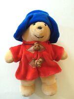 "Paddington Bear Plush Soft Toy STUFFED ANIMAL BEAR EDEN 9"" TALL Movie"