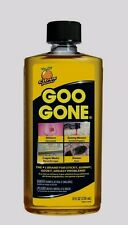 8 oz Magic GOO GONE Citrus Cleaner Solvent Removes Gum Grease Stickers Tape GG12