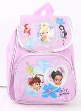 New Tinker Bell Girls  10'' Mini Backpack Kids School Book Bag Travel small bag