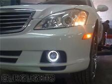 Mercedes S-Class w221 AMG Halo Fog Lamp Angel Eye Driving Lights