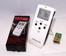 Metronomo digitale multifunzione, display LCD Ritmi integrati, EM-988