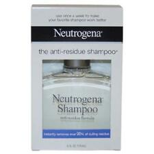 Neutrogena Anti-residue Shampooing 6 FL Oz (175 Ml) chaque