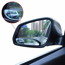 2* Car Blind Spot Mirrors Auto 360° Wide Angle Convex Rear Side View Accessory