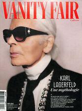 KARL LAGERFELD ~ VANITY FAIR HORS SERIE ~ MARS 2019 - Neuf - New