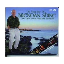 Brendan Shine - The Very Best Of CD & DVD  Special Edition FREE P&P UK