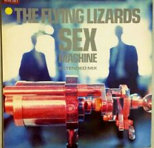The Flying Lizards -sex Machine - Vinile 12 Mix -