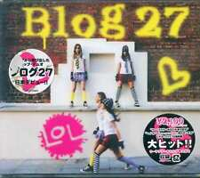 Blog 27 - LOL - Japan CD+2Video Clip - NEW Blog27