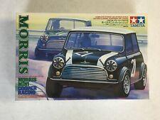 Morris Mini Cooper Racing. 24130*1200 TAMIYA 1:24 Scale. Brand New