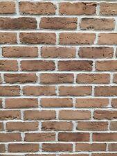 brick slips brick tiles  reclaimed BROWN-BEIGE