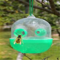 Piège à mouches en plein air pour guêpes à mouches jaune