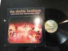 """DOOBIE BROTHERS """"WHAT WERE ONCE VICES ARE NOW HABITS"""" USA LP"""