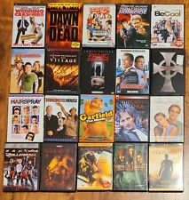 Dvd/Bluray Movies Many To Choose From