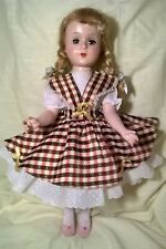 """Vtg 1950's""""American Character Sweet Sue""""?Nancy Ann Face.Hp Doll.18""""H.Exc.Cond"""