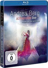 ANDREA BERG: SCHWERELOS, LIVE (Blu-ray Disc) NEU+OVP