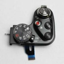 Panasonic DMC-FZ200 Camera Top Cover Shutter Button Mode Dial Replacement Part