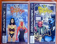 JLA: Black Baptism #1-4, Justice League, DC Comics