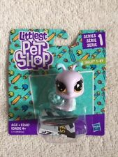 LITTLEST PET SHOP SERIES 1 SUE SNAILBY PURPLE SNAIL 1-89 LPS