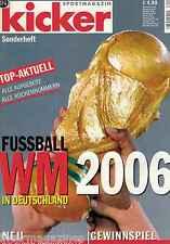 Magazin kicker Sonderheft - WM 2006, Deutschland