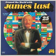 JAMES LAST Around The World With James Last OZ Polydor/J&B NM