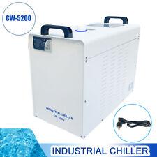 CW-5200 Tragbarer Water Chiller Industrieller Wasserkühler Laserrohr Cooler DHL