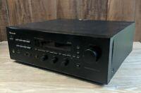 *NO POWER Nakamichi AV-8 Audio/Video Receiver Harmonic Time Alignment Amplifier