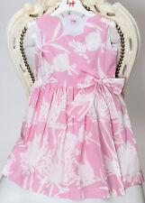 IL GUFO Sommerkleid mit Schleife rosa Gr.110-140 NEU%%%