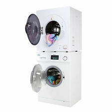 Currently Unavailable-Stackable Compact Washer and Compact Short Dryer Set