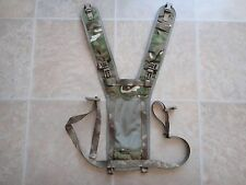 British Army MTP Side Pouch Yoke PLCE  Day Sack New Harness Yolk Rocket Pouch