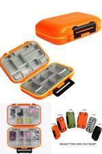 Shelure Fishing Lure Box Bait Tackle Plastic Storage Small Case Goods Container
