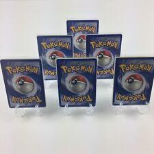 Pokémon WOTC/Vintage Booster Packs Guaranteed Holo/rare/1st Edition Cards