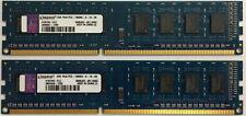 4GB 2x 2GB PC3-10600 DDR3 1333MHz Desktop Memory RAM Non-ECC DIMM Dell HP Lenovo