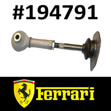 Ferrari 360, F430, 575, 612 Rear tie rod complete Uprated stainless steel 194791