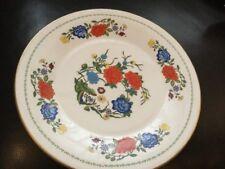 Aynsley Famille Rose Dinner Plate V Good Condition 27cm Dia