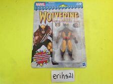 Marvel Legends Retro X-Men 6'' inch figure Wolverine (Brown) Logan Hasbro New