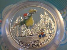 2012 1/2 oz $1 Niue Island Year of the Dragon - Fairy Tale Dragon