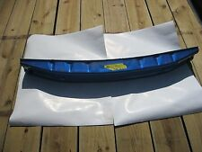 2003-2006 PT CRUISER FRONT BUMPER REINFORCEMENT PAINT CODE PB5 ELECTRIC BLUE OEM
