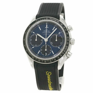 OMEGA Speedmaster Racing Watches 326.32.40.50.03.001 Stainless Steel/Rubber mens