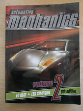 Automotive Mechanics: v. 2 by Ed May, Les Simpson (Paperback, 2009)