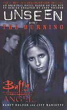 The Angel Unseen: Burning Bk. 1 (Buffy/Angel Crossover), Holder, Nancy & Mariott