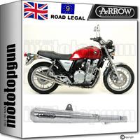 ARROW EXHAUST HOMOLOGATED PRO-RACING NICHROM HONDA CB 1100 2013 13 2014 14