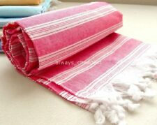 Saraylı Turkish  Peshtemal, 100% Cotton - Hammam Beach  Authentic Towel