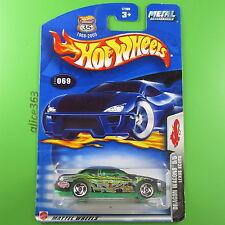 Hot wheels 2003-Lexus sc400 - 069-us-Card-nouveau en OVP
