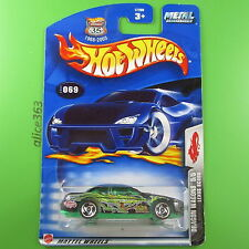 HOT WHEELS 2003 -  Lexus SC400 -  069  -  US-Card - neu in OVP