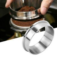 1PC Dosing Ring Stainless Steel Anti‑Fly Bean Grinder For Handle HO Coffee Q3E4
