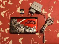 Consola Nintendo 3ds Xl Super Smash Bros